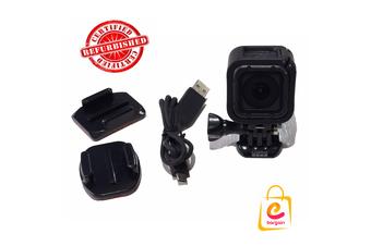Refurbished GoPro HERO5 Session Waterproof Camera, Black (CHDHS-502) + FREE Postage