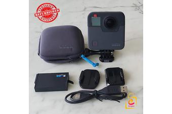 Refurbished - GoPro FUSION 360° Digital Video Camera + Free Postage