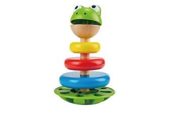 Hape - Mr Frog Stacking Rings