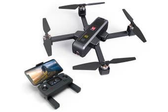 Elinz MJX Bugs 4W Foldable Drone 4K Camera GPS 5Ghz WiFi Quadcopter Brushless Motor B4W 1x Battery
