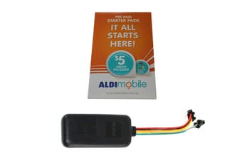 Elinz 3G GPS Tracker Real Live Tracking Device Security Vehicle Car Anti-Theft 12V-36V with ALDI Sim Card