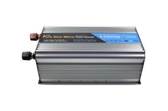 Elinz Pure Sine Wave Power Inverter 1500w/3000w 24v - 240v AUS plug Truck Car Caravan