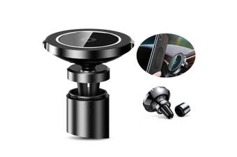 Genuine Baseus Universal Magnetic Car Mobile Phone Wireless Charger Holder Stand Elinz