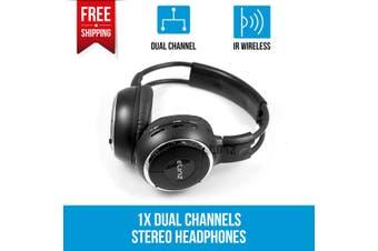 Elinz 1X Wireless IR Headphone