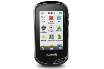Garmin Oregon 750T Handheld GPS w/ Wi-Fi Camera TOPO AU/NZ Maps