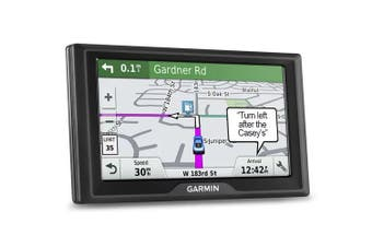 "Garmin Drive 61 LM GPS Navigation System 6"" Touch Screen 010-01679-41"