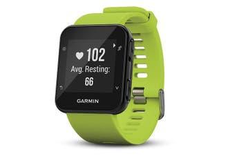 Garmin Forerunner 35 GPS Smart Watch - Green