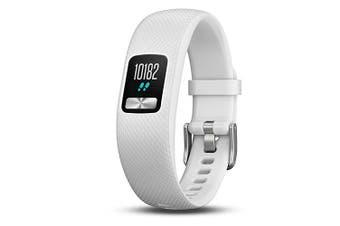 Garmin Vivofit 4 Activity Tracker Wristband Small/Medium White