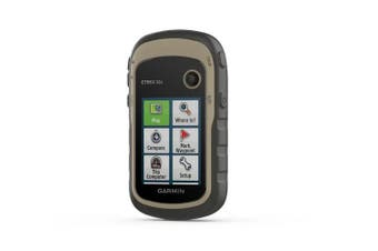 Garmin eTrex 32x Rugged Outdoor Handheld GPS Compass 010-02257-02