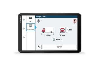 Garmin Dezl LGV800 Truck GPS Navigator