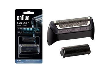 Braun 10B Replacement Foil & Cutter (2 Packs)