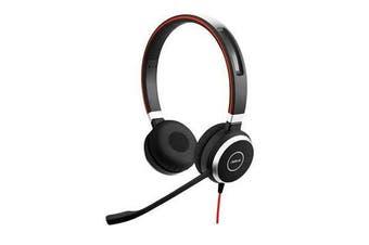 Jabra EVOLVE 40 3.5mm Jack Stereo Headset w/o Controller