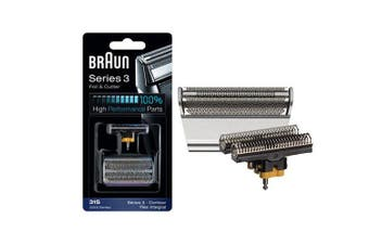 Braun 31S Replacement Foil & Cutter for 5000 / 6000 Series