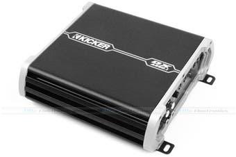 Kicker 41DXA250.1 500W Max Class-D Monoblock 1-Channel Amplifier