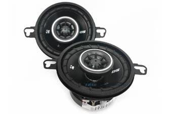 """Kicker 43DSC3504 3.5"""" 80W 2-Way Car Audio Coaxial Speakers 3-1/2"""""""