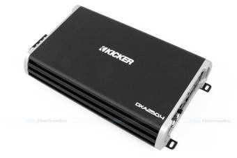 Kicker 43DXA2504 D-Series 60W x 4 Channel Full-Range Car Amplifier