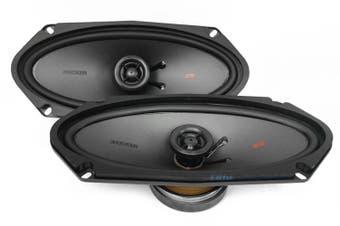 """Kicker 44KSC41004 KS Series 150W 4x10""""  2-Way Coaxial Car Speakers"""
