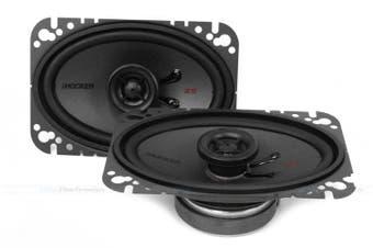"""Kicker 44KSC4604 4x6"""" 150W Watt 2-Way Coaxial Car Speakers 44KSC4604"""
