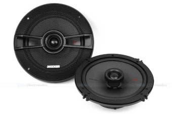 """Kicker 44KSC6504 6.5"""" 100W RMS 2-Way Coaxial Car Speakers"""