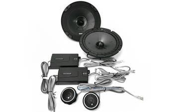 Kicker 46CSS654 CS Series 6.5″ 100 Watts RMS Component Speakers