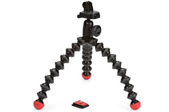 Joby GorillaPod Action Tripod w/ Mount for GoPro Camera JB01300
