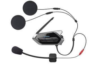 Sena 50R Low Profile Single Motorcycle Bluetooth Comms w Mesh Intercom