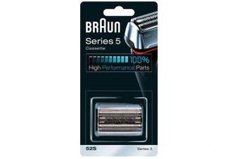 Braun 52S Series 5 Replacement Foil & Cutter Silver