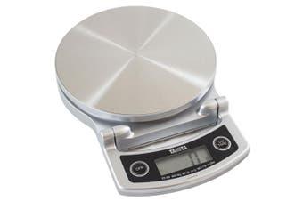 Tanita KD-400 Compact Digital Lithium Kitchen Scale 5Kg Silver