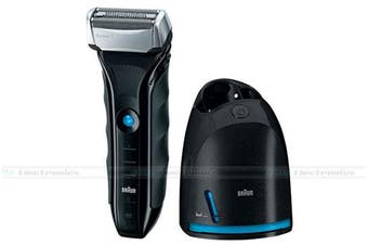 Braun 550cc-4 Series 5 Clean & Charge Shaver System