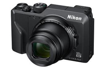 Nikon COOLPIX A1000 Digital Compact Camera (Black)