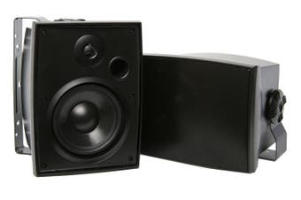 """Accento Dynamica ADS6200BT 6.5"""" Inch 2-Way IP55 Bluetooth Outdoor Speakers"""
