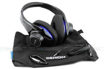 Denon AH-D400 Urban Raver Over-Ear Headphones