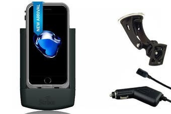 Strike Alpha Apple iPhone 7 Cradle for LifeProof Case DIY Kit
