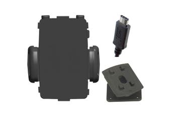 Strike Alpha Universal Car Cradle USB Type C Smart Phones Pro Kit