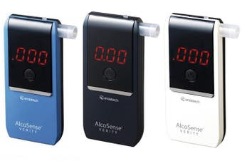 Andatech Blue AlcoSense Verity Personal Breathalyser - Blue