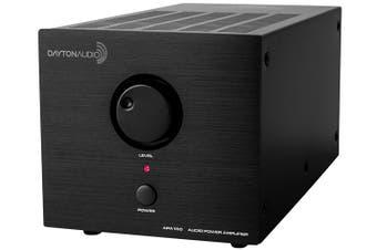 Dayton Audio APA150 150W Mono or 75W Stereo Class A/B Amplifier