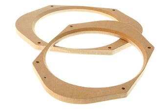 """Aerpro APF57S 5x7"""" Speaker Spacer MDF Adaptor Plate for Ford Vehicles"""
