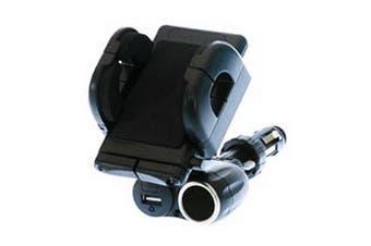 Aerpro APH250 Cradle w/ Cigarette Socket & USB