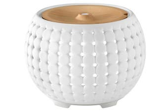 Ellia By Homedics Gather Ultrasonic Essential Oil Diffuser - White