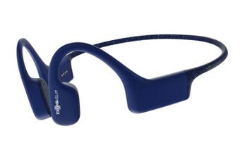 Aftershokz XTRAINERZ Wireless Bone Conduction Headphones Sapphire Blue