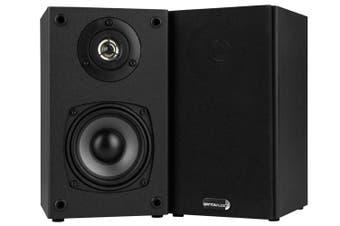 """Dayton Audio B452 4-1/2"""" 2-Way Bookshelf Speaker Pair 4.5"""""""