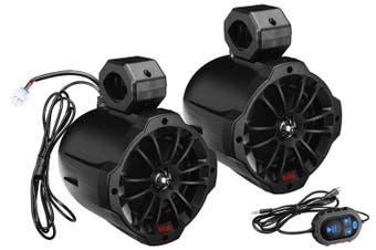 """Boss Audio B62ABT Marine 6.5"""" Wake Tower Bluetooth Powered Speakers"""
