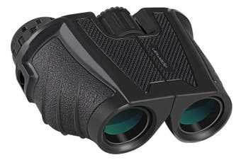Apeman BC70 12x25 Folding Binoculars FMC Coated Lens w/ Strap & Bag