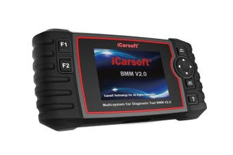 iCarsoft BMM V2.0 OBD2 Car Diagnostic Code Scanner Reset EPB BMS