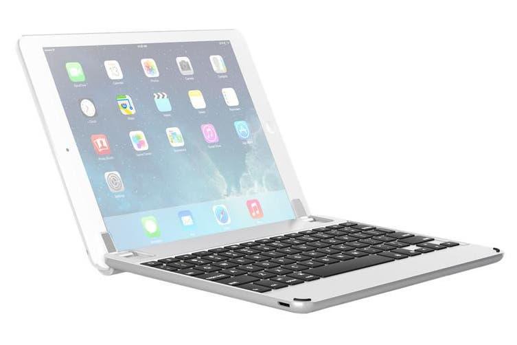 Brydge 9.7-Inch iPad Air/Air 2/Pro Keyboard - Silver