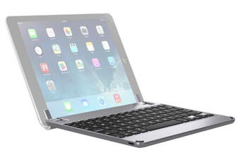 BRYDGE 9.7 BLUETOOTH KEYBOARD FOR iPAD 9.7(6TH/5TH GEN)/PRO 9.7/AIR 2 - SPACE GREY