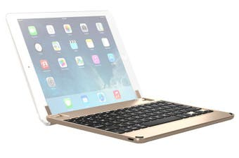 BRYDGE 9.7 Bluetooth Keyboard Gold iPAD Air/Air2/Pro 9.7