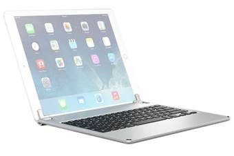 Brydge 12.9 Series II Bluetooth Keyboard For Ipad Pro 12.9 - Silver