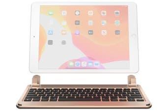 BRYDGE 10.2 Bluetooth Wireless Keyboard For iPad 10.2 (7th Gen) - Gold
