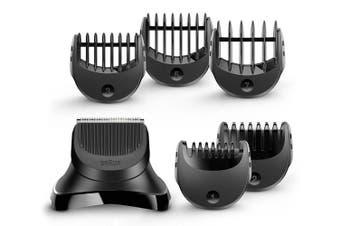 Braun BT32 Series 3 Beard Shaver Trimmer Head w/ 5 Combs